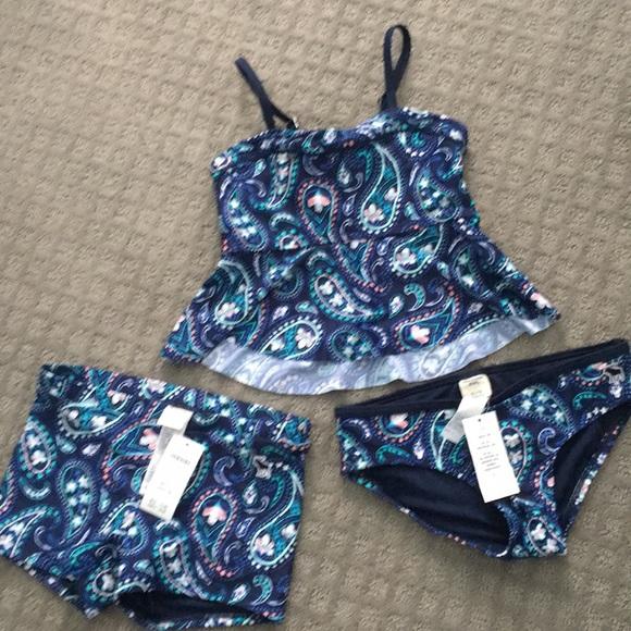 aa937d82bd285 abercrombie kids Swim | Nwt 1112 3 Piece Bathing Suit | Poshmark